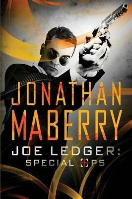 Joe Ledger: Special Ops,PB,Jonathan Maberry - NEW
