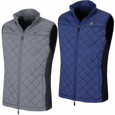 Island Green 2017 Mens Golf Thermal Padded Gilet Bodywarmer Golf Vest