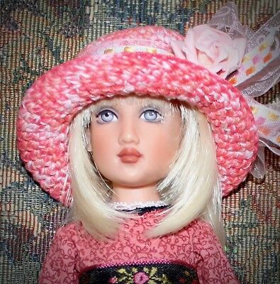 "9.5"" CECILE by HELEN KISH & AMERICAN GIRL Redressed as ""TWEEN"" SISTER for RILEY"