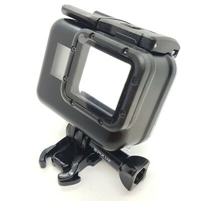 Puluz Back Cover & 30M Waterproof Housing Case for GoPro Hero 6 5 Dive Scuba