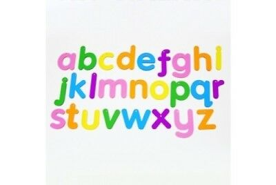 Rainbow Lower Case Letters