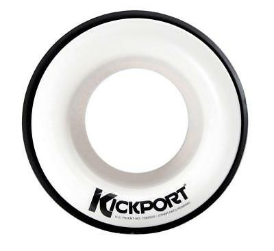 KickPort 2 weiß Bass Drum Acoustics Maximizer