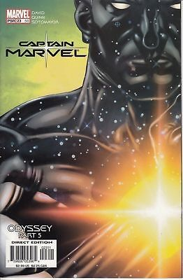 Captain Marvel #23 (2004) 1St Printing Bagged And Boarded Marvel Comics