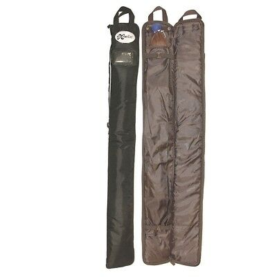 NEW Intrepid International Tail Extension Bag for Travel and Storage - Black