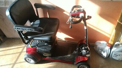 used mobility scooter pride go go