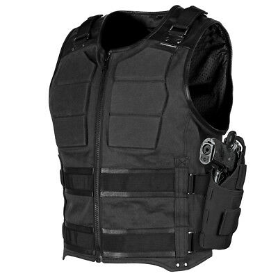 Speed & Strength True Grit Armored Vest Black