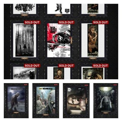 [Digital]The Walking Dead Card Trader - SERIES ONE (Black) MASTERPIECE Set