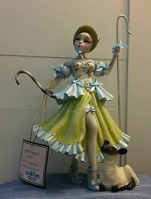 """MARGARET LE VAN ALLEY CATS, Daisy """"Little Bo Peepers"""" Figurine with Box!!"""