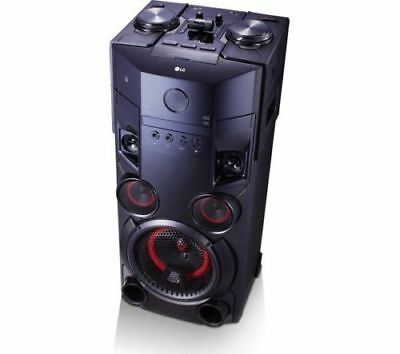 LG LOUDR OM5560 Wireless Megasound Hi-Fi System 500W RMS Bluetooth CD FM