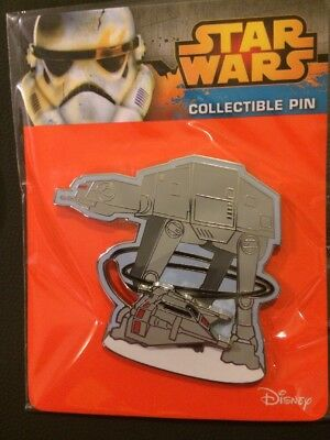 Thinkgeek 2015 San Diego Comic Con SDCC Exclusive Star Wars AT-AT Pin