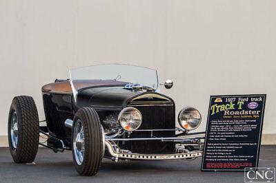 1927 Ford Track Tee Style Roadster Modified T / Track Tee Roadster 1927 Ford Track Tee Style Roadster Modified T Truck Hot Street Rod Magazine Car