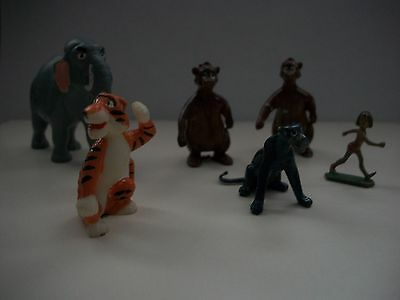 Jungle book set  Disneykins  by Marx