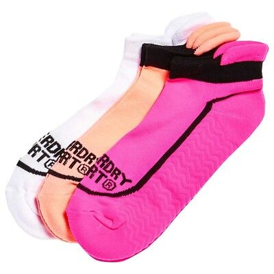 Superdry Sport Socks Triple Pack Ropa interior