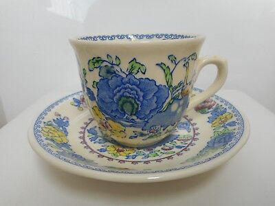 Masons Regency Cup And Saucer