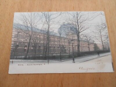 CP MONS 1904 - Ecole normale