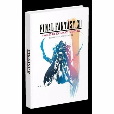 Final Fantasy XII Zodiac age Collectors Edition Guide PDF Format