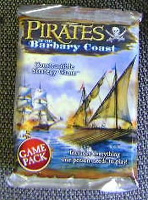 Pirates of the Cursed Seas BOOSTER PACK Barbary Coast