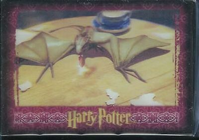 World Of Harry Potter 3D Trading Cards 72 Card Base Set