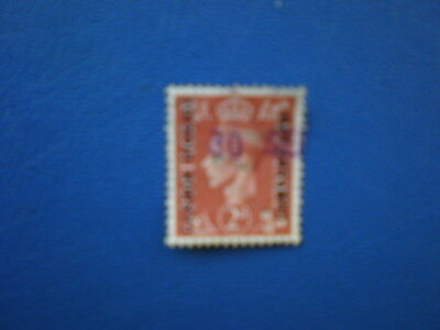 Great Britain  George VI commercial overprint The Carbon Dioxide Company
