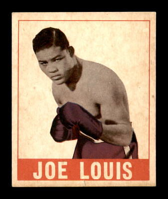 1948 Leaf #48  Joe Louis  G X1358887