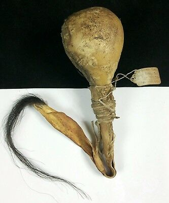 Ceremonial rattle - Lakota Sioux - Native American