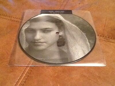 "The Smiths Queen Is Dead 7"" Disc New Sealed Morrissey Vinyl"