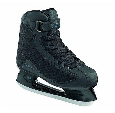 Roces RSK 2 Men Ice Skates - Black, 11 UK 46 EU