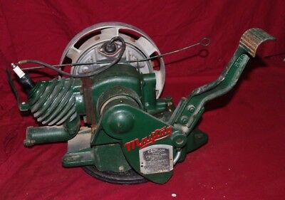 Great Running Maytag Gas Engine Motor Model 19 Wringer Washer #724668