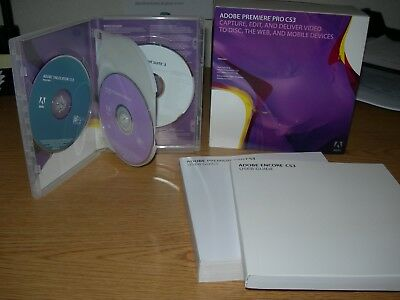 Adobe Premier Pro for Windows - Used (Good Condition)