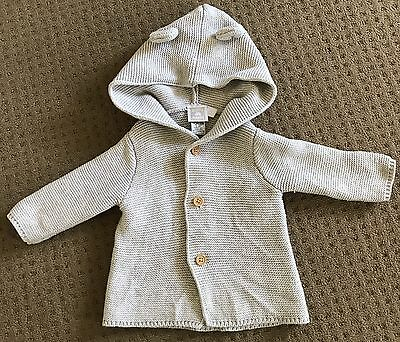 MYER brand Baby World Jacket Cardi Hoodie Size 00
