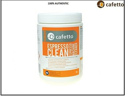 CAFETTO 500g Espresso Clean Coffee Espresso Machine Cleaner for Professional Use