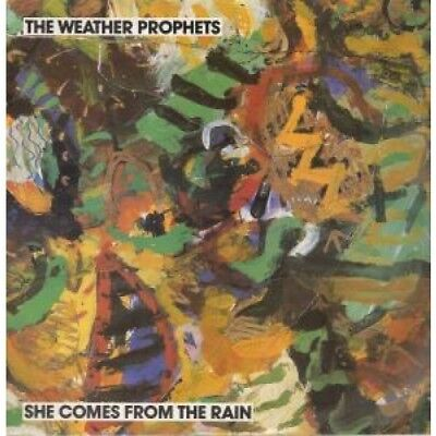 """WEATHER PROPHETS She Comes From The Rain 12"""" VINYL UK Elevation 1987 3 Track"""