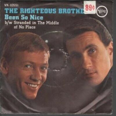 The Righteous Brothers He 7 Quot Vinyl 1966 163 2 99