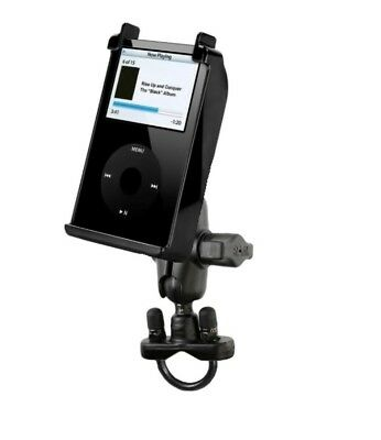 Short Arm Handlebar Mount fits Apple iPod Classic 1st 2nd 3rd 4th 5th Generation