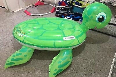 Inflatable Turtle Float