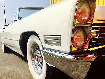 1967 Cadillac DeVille Convertible 1967 Cadillac Coupe DeVille Convertible AMAZING CONDITION!