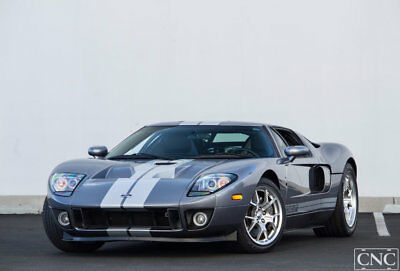 2006 Ford Ford GT Coupe 2006 Ford GT Coupe in Rare Tungsten Grey Metallic Only 6,804 Miles / 2 in stock