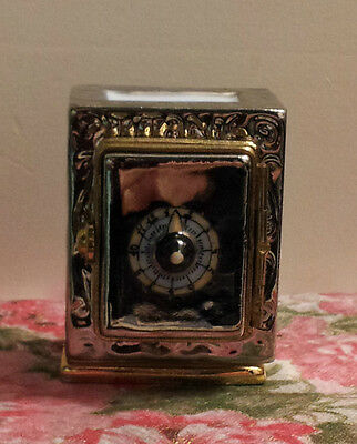 """Genuine Limoges Jewellery Safe """"from The Titanic"""" Trinket Box!!!"""