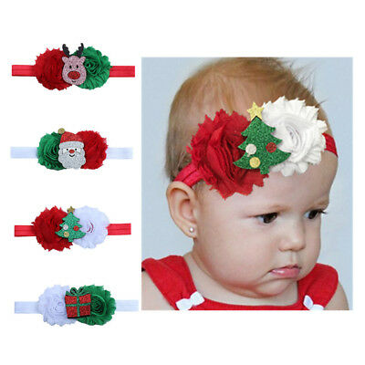Baby Kids Girl Cartoon Headband Gift Head Hair Band Christmas Hair Accessories