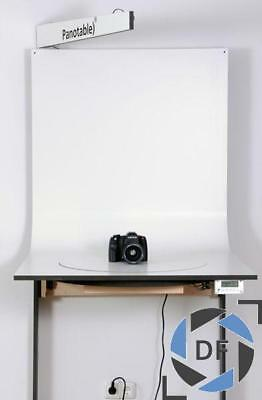 panotable XL 360 Degree Shooting Table by Digital Photographs