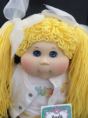 Cabbage Patch Doll - Baby land exclusive Kayla