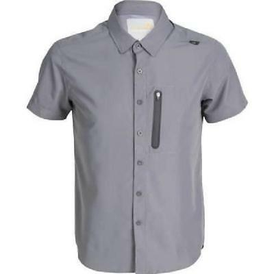 WANABEE Chemise ML - Homme - Gris