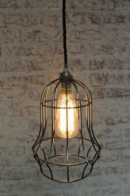Bell Cage Light