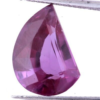 9.70 Ct.Faceted Fancy Color Changing Gorgeous Synthetic Purple Sapphire Gemstone