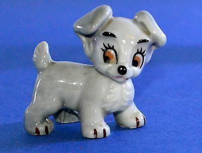 Wade Whimsies Lady & The Tramp Figurine Scamp