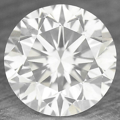 0.51 Cts SPARKLING UNTREATED WHITE COLOR NATURAL LOOSE DIAMONDS- VS2
