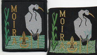 Victoria Scout Badge   Moira X 2