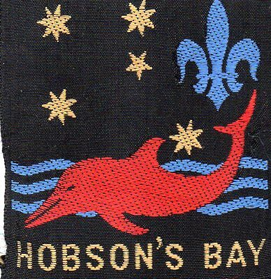 Victoria Scout Badge    Hobsons Bay