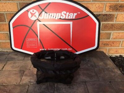 Trampoline Basketball Hoop for All size Trampoline Poles