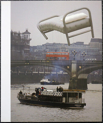 Pink Floyd Poster Page 1987 A Momentary Lapse Of Reason Album Press Launch .r77